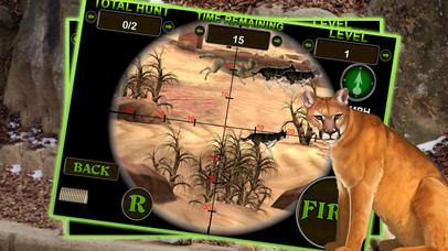 Bengal Tiger Hunter 2016 – Sniper Reload! Screenshot on iOS