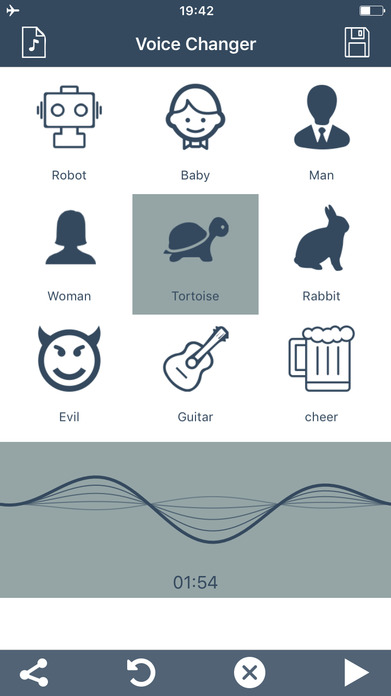 Voice Change.r Prank Call - Sound Effects Recorder Screenshot