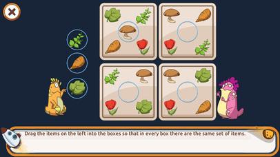 Alien Story - games for kids Screenshot on iOS