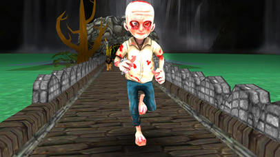 Zombie Evil Rush Screenshot on iOS