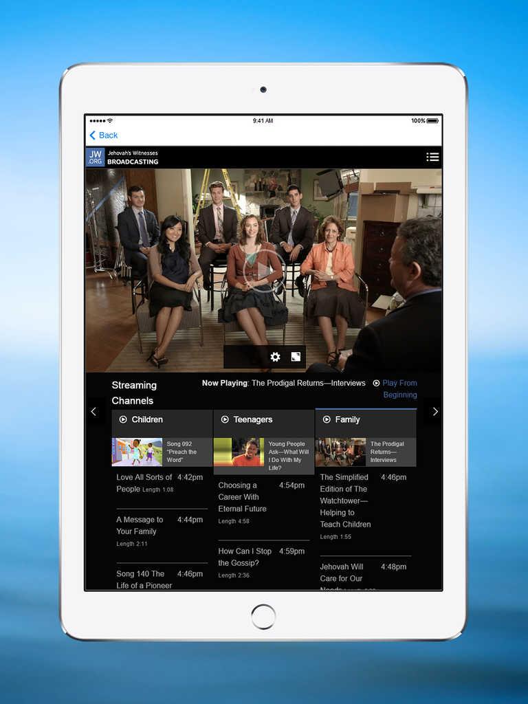 App Shopper: JW Broadcasting HD - Watch JW TV Online ...