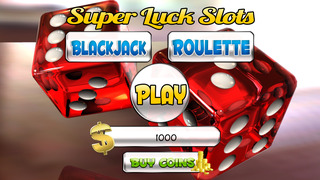 A Aaron Super Luck Slots IV Screenshot on iOS