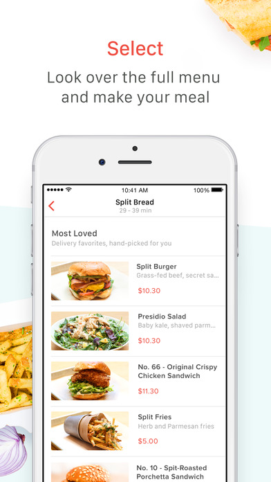 The best iPhone apps for food delivery - appPicker