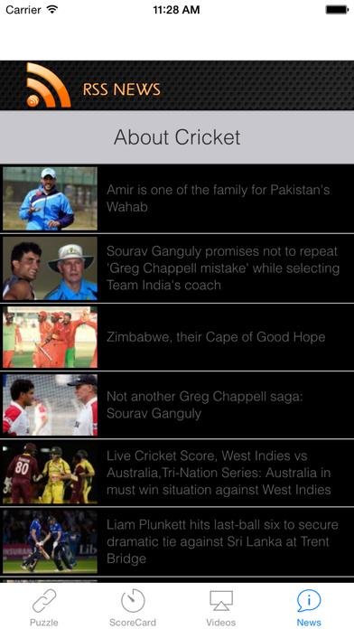 Cricket Mania 2016 Screenshot on iOS