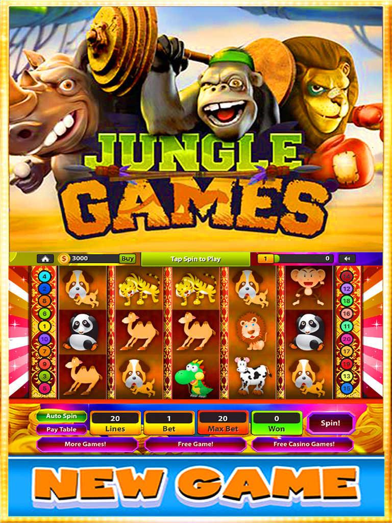 Wild Animal Slots