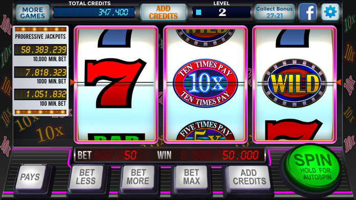 Slots Vegas Casino Screenshot