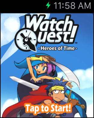 Watch Quest! Heroes of Time Screenshot