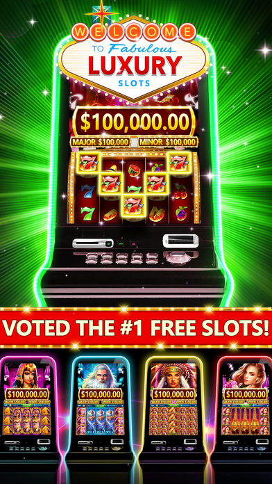 Slot Machines Free Play Online