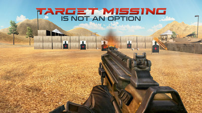 US Army Training Gun Simulator – Target Shooting