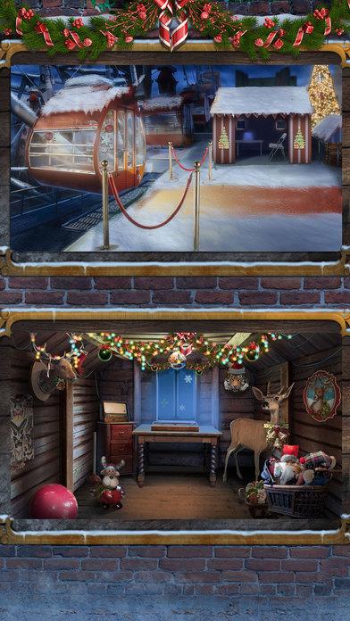 Room Escape story:Christmas Clown Screenshot on iOS