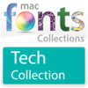 10 款科技型字體 MacFonts-TechFonts for Mac