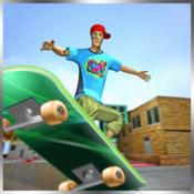 Extreme Skate Boarder 3D