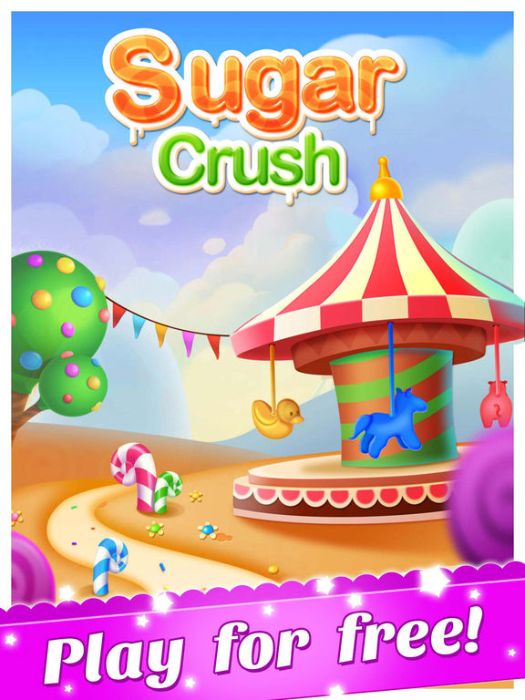 Sugar Games Free