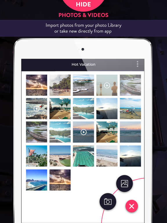 Hide Photos & Videos - Private Gallery Vault Pro IPA Cracked