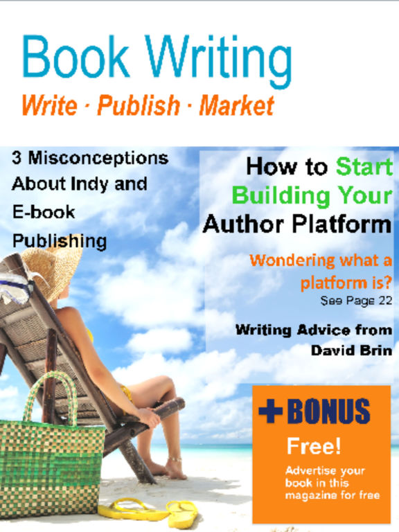 book writing apps