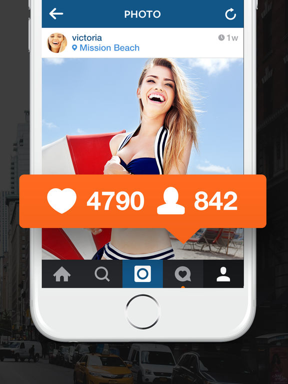 Get followers for instagram & likes: 1000Followers by Lonely Pole Ivs