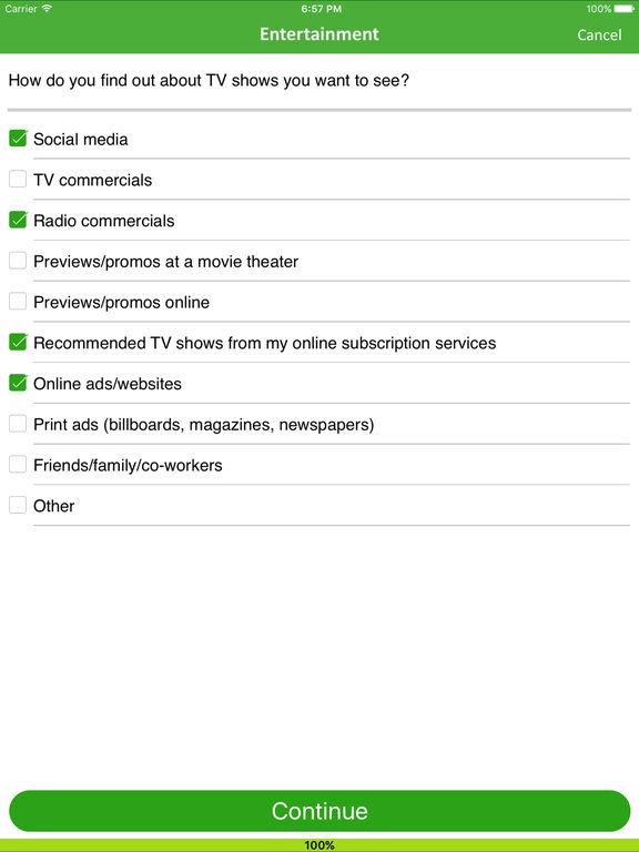 On the go survey app codes / Jelly belly shop london