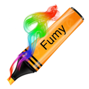 煙霧圖像 Fumy