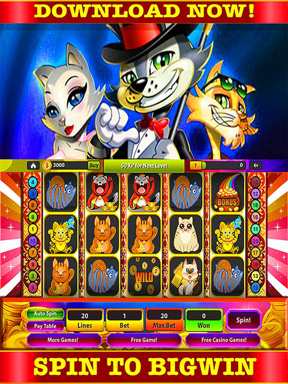 Play Slots For Fun Only