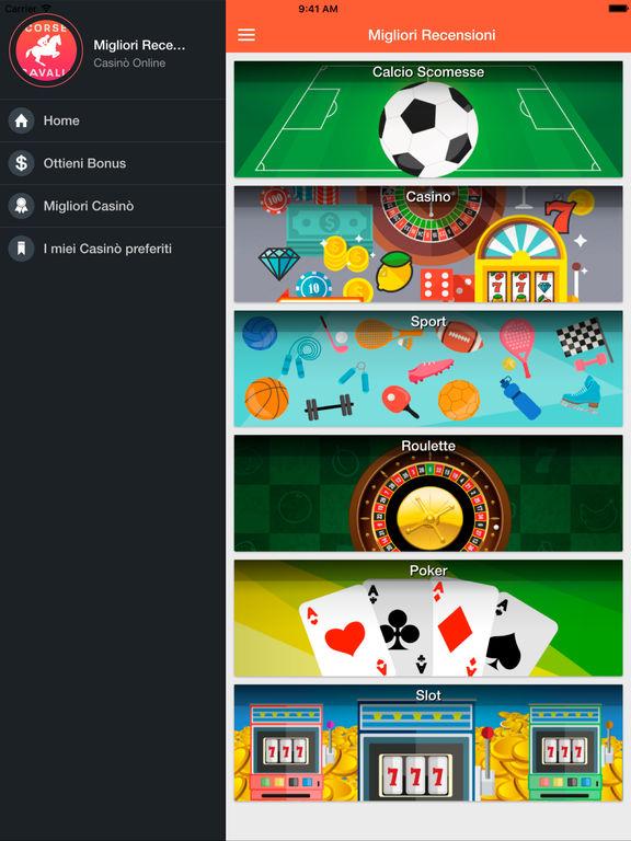 Migliori siti casino online