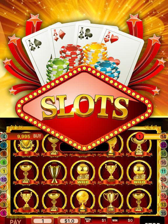 Vegas slot machine big win