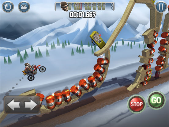 Bike Baron Screenshot