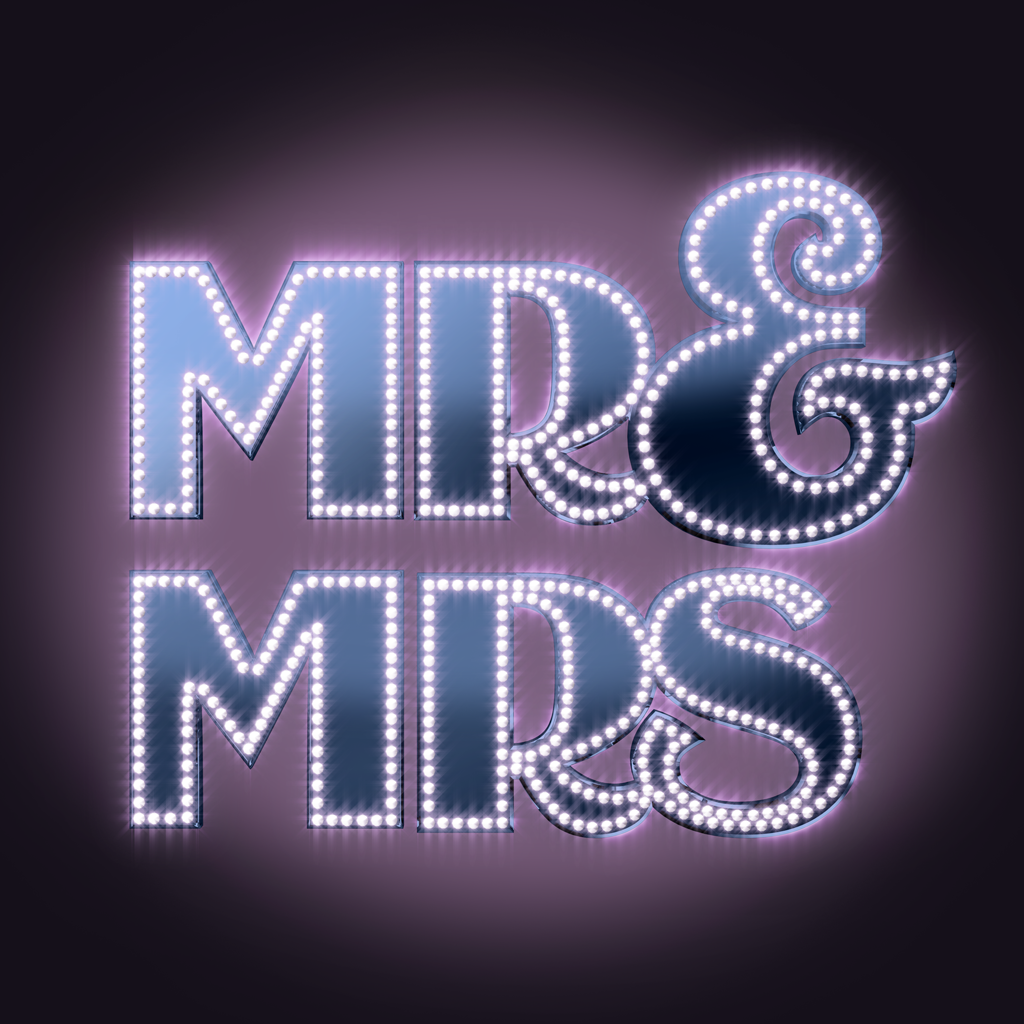 Mr And Mrs Game Show
