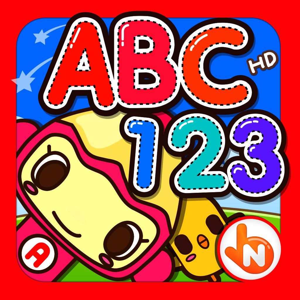 ABC & 123 Magnets