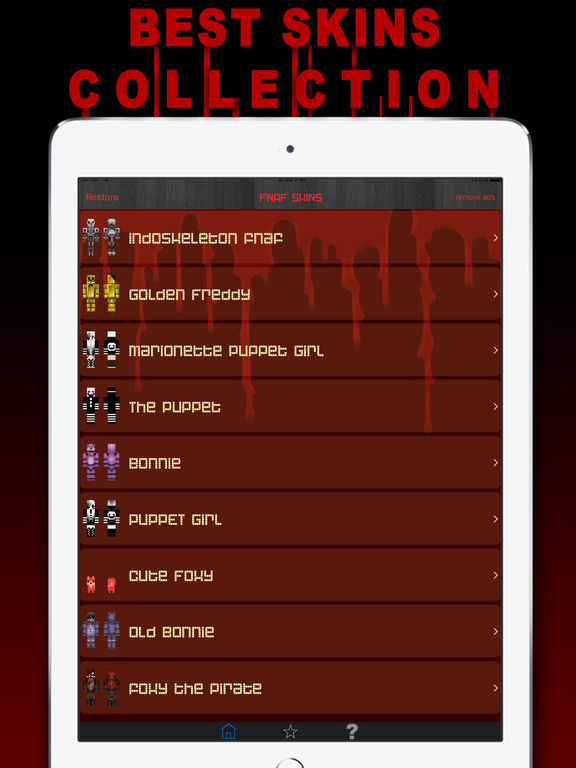 Free Skins for Minecraft PE (Pocket Edition)- Newest Skin