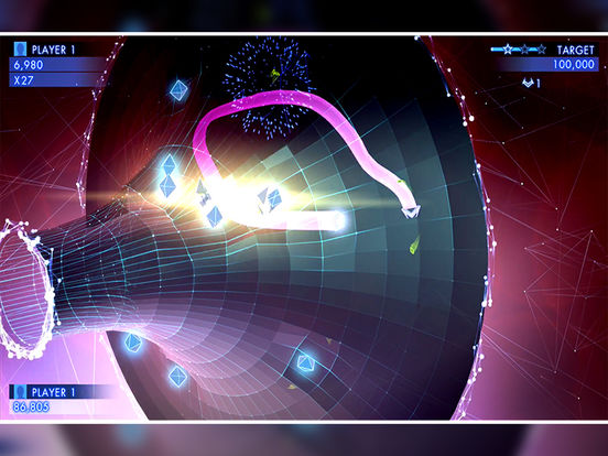 Geometry Wars 3: Dimensions Evolved Screenshot
