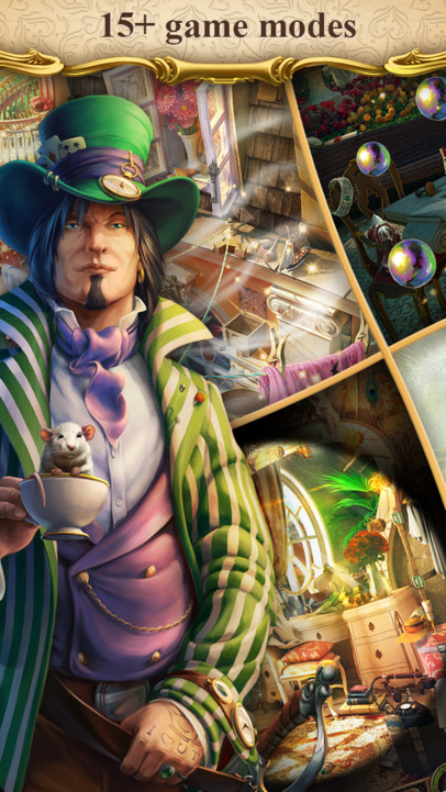 Mirrors of Albion - The most played Hidden Object game in store