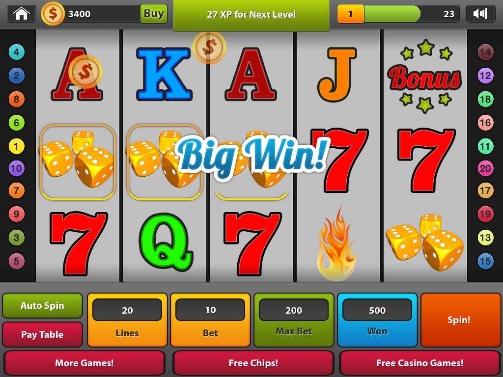 WWW FREE CASINO GAMES