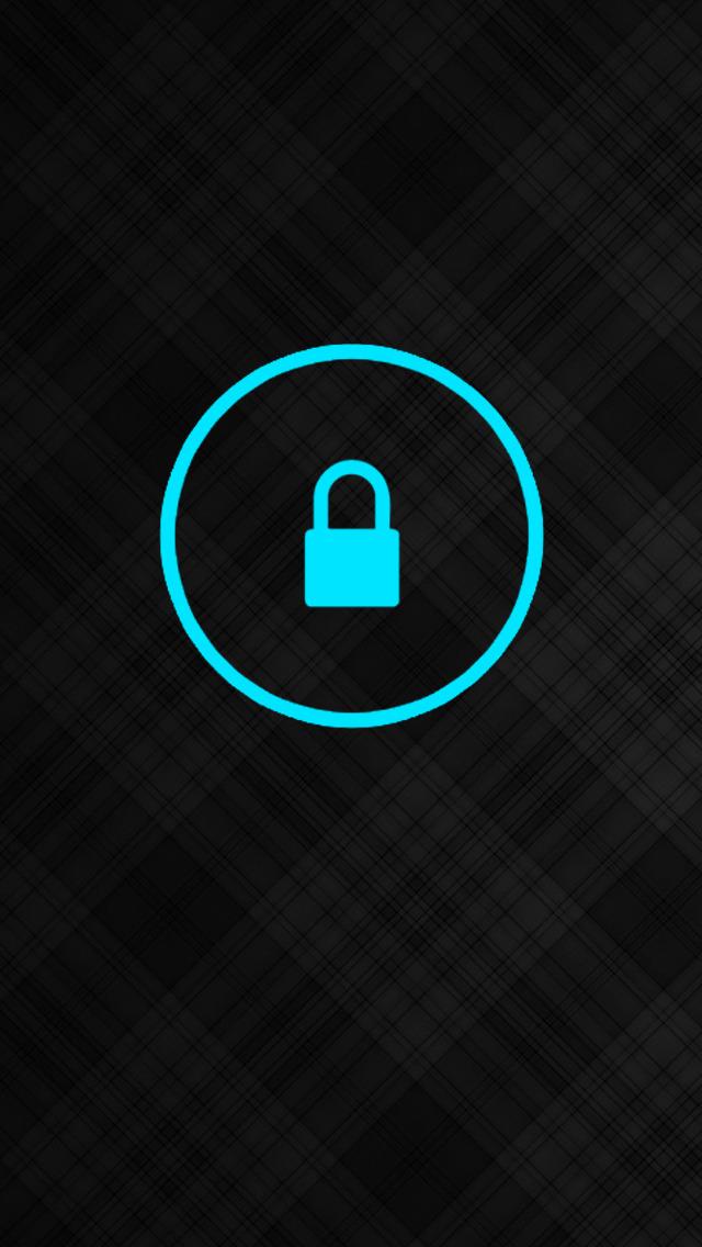 Smart Lock: Custom Lock and Home Screen Wallpaper for iOS 7 Screenshot on iOS