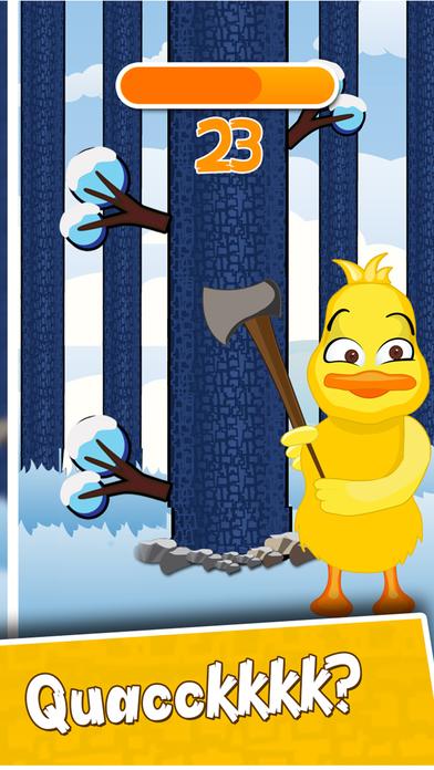 Timber Jack Screenshot on iOS