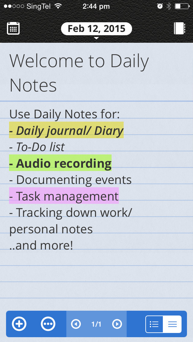 Best Journaling & Diary Apps for the iPhone