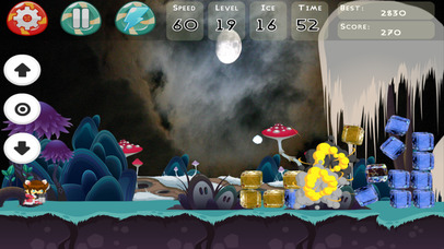 Ice Blaster Screenshot on iOS