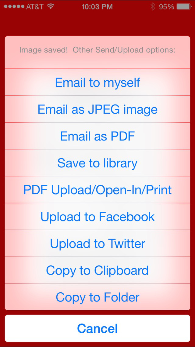 SmartScan PDF Pro: fast document scanner with folders screenshot-3
