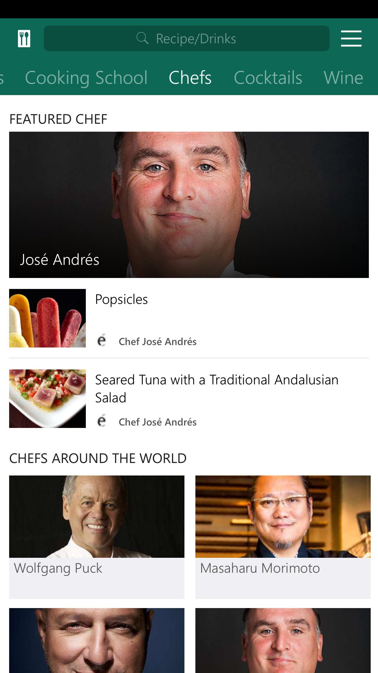 MSN Food & Drink screenshot-4