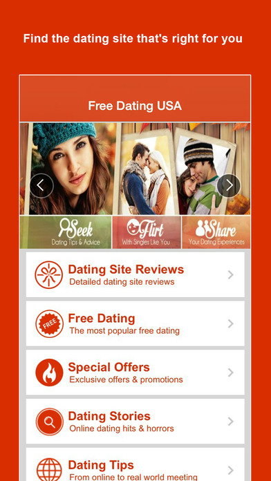 Top dating websites in the usa