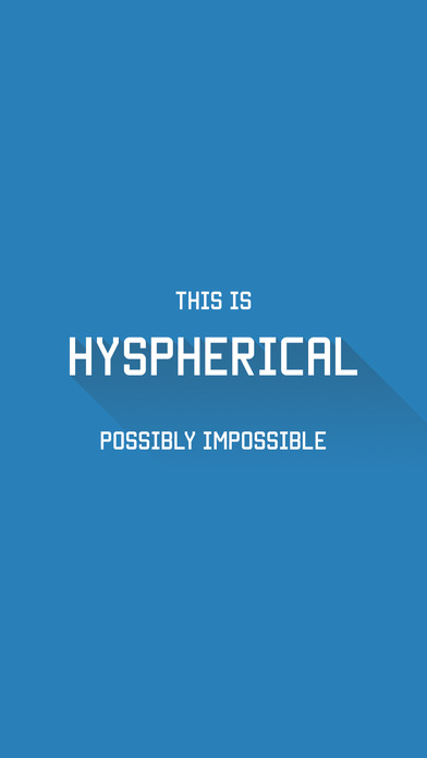 Hyspherical Screenshot