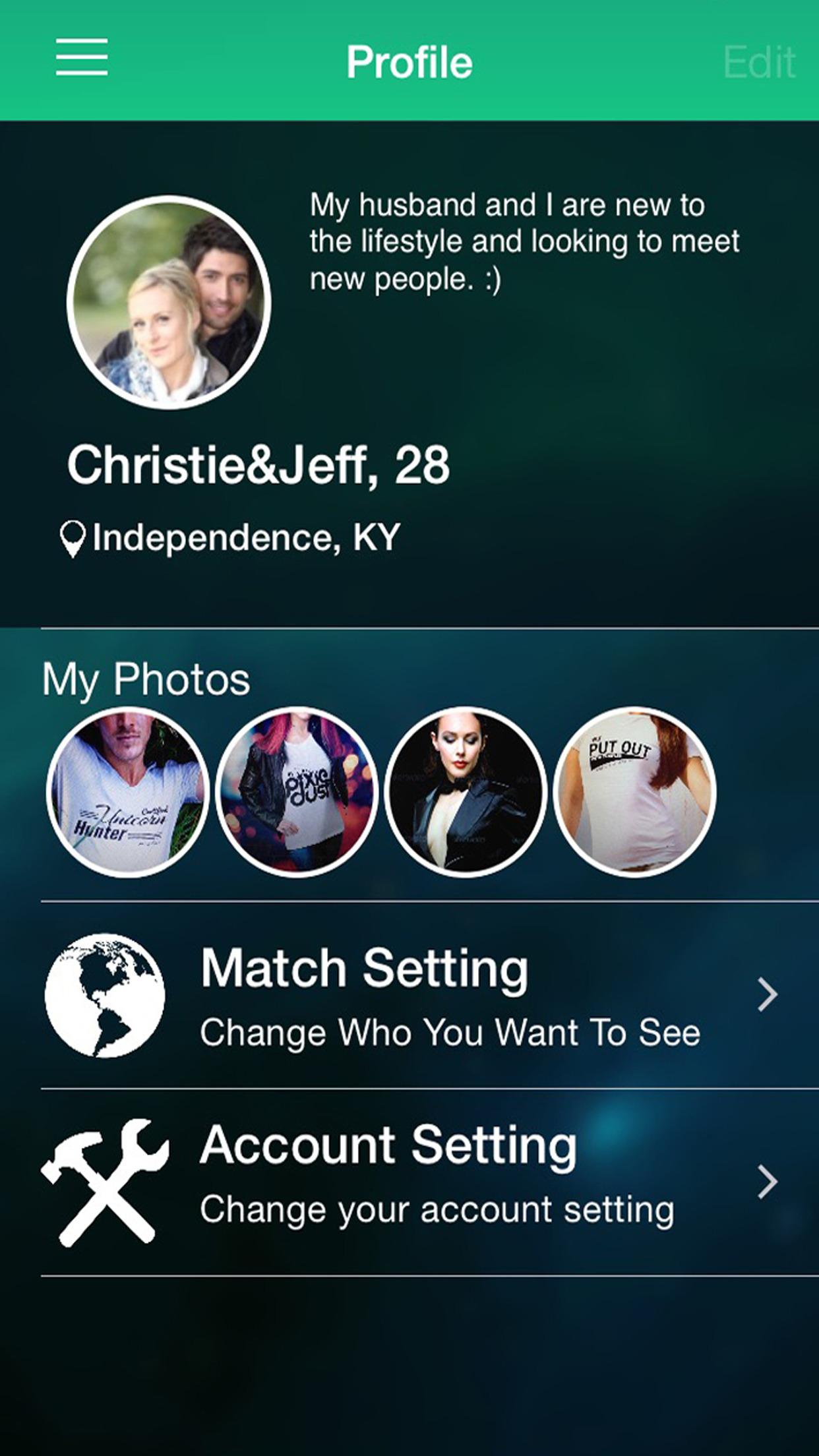 SwingEasy - Lifestyle Dating App