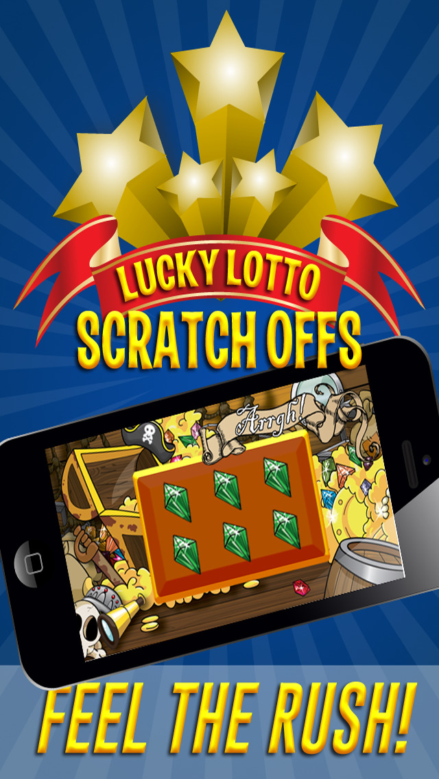 Scratch Off 92 Football Grounds Print: Lucky Lotto Scratch Offs Game Review And Discussion