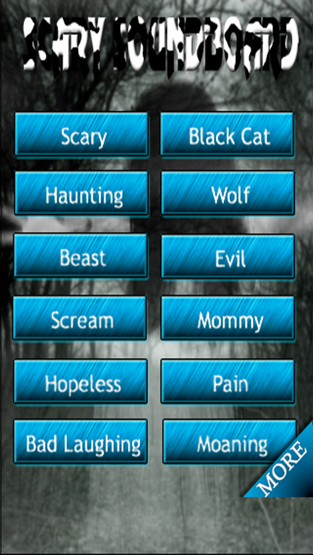 Scary Sound Effects - Horror Screaming feat Ghost Soundboard