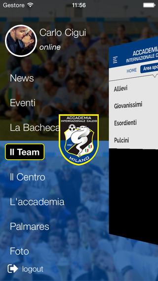【免費運動App】Accademia Internazionale Calcio-APP點子