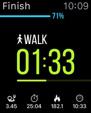 Weight Loss Walking PRO Screenshots