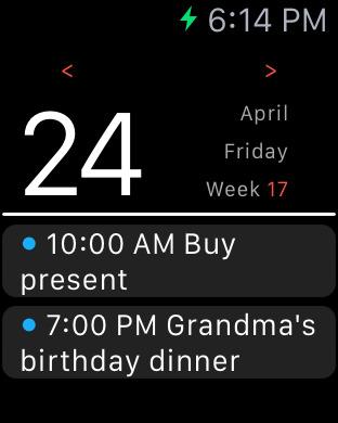 Week Agenda Ultimate Screenshots