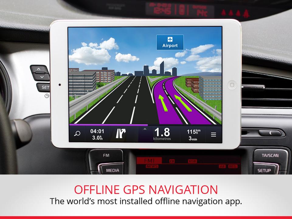 Sygic US: GPS Navigation - AppRecs