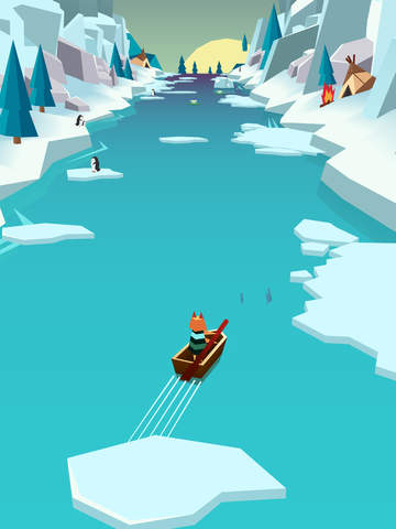 Magic River Screenshot
