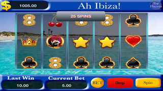 A A Ah Ibiza Casino Screenshot on iOS