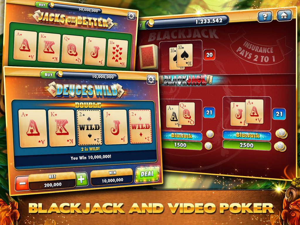 Governor of poker 3 blackjack